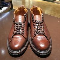 MADE IN ENGLAND!には? - シューケアマイスター靴磨き工房 三越日本橋本店