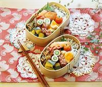 鮭弁当とひよこ♪ - ☆Happy time☆
