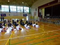 第23回別府地区春季小学生ミニバスケットボール交換大会_初日 - 日出ミニバスケットボール