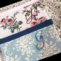 刺繍CDご利用の素敵な作品のご紹介です♪ - Atelier Chou