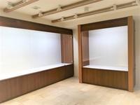 井上源三郎資料館様のショーケース - オーダー家具の現場レポート
