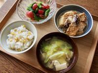 サバ缶おかず第三弾 - Usanahibi's Blog