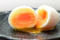 半熟ゆで卵の作りかた - 隊長ブログ