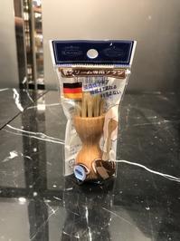 クリーム専用ブラシを使うメリット - シューケアマイスター靴磨き工房 銀座三越店