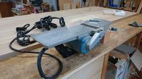 タモダイニングテーブル製作その2完成 - KAKI CABINETMAKER