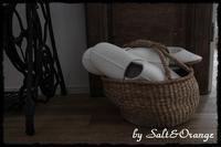 antique hat box... - Salt&Orange時々Pepper