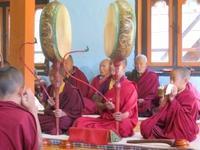 寺院で暮す高齢者の過ごし方 - ブータン便り