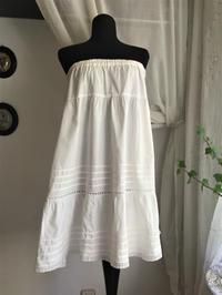 コットンスカート67Hold(Kuraha7.30) - スペイン・バルセロナ・アンティーク gyu's shop