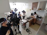 テレビ撮影の1日・・・そして水キムチ - 今日も食べようキムチっ子クラブ (料理研究家 結城奈佳の韓国料理教室)