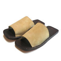 """SAM"" Camel Suede Style. - the poem clothing store"