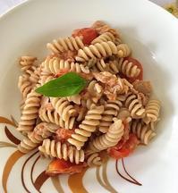 暑い日のお昼ごはん - ローマの台所のまわり