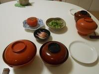 穴子丼でお酒なしの夕御飯。 - のび丸亭の「奥様ごはんですよ」日本ワインと日々の料理