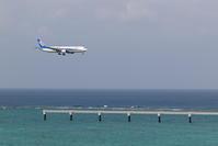 4月の空 - 南の島の飛行機日記