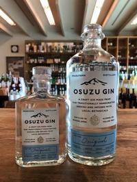 OSUZU GIN - 酒のきまた日記