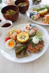 (おかずレシピ)枝豆入り豆腐ハンバーグ - おうちカフェ*hoppe