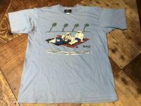 8月1日(土)入荷!90sMADE IN U.S.A woolrich  ウールリッチTシャツ! - ショウザンビル mecca BLOG!!