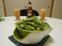 あ〜凍らしちゃった〜。ビールシャーベットもなかなかいい。 - のび丸亭の「奥様ごはんですよ」日本ワインと日々の料理