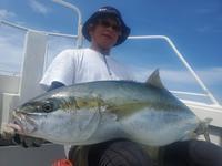 夏マサ11本Getクエバラシ‼️ - 五島列島 遊漁船 MANA 釣果情報 ヒラマサ キャスティング ジギング