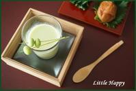 夏に作りたい「枝豆のすりながし」 - ~Little Happy~