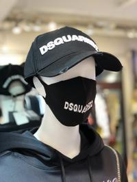 新作「DSQUARED2ディースクエアード」フェイスマスク入荷です!! - UNIQUE SECOND BLOG