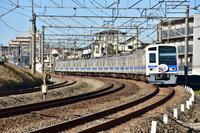 西武6000系 東京富士大学編成 所沢陸橋下にて - 東京鉄道写真局