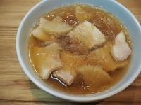 大根と豚ばらの春雨スープ - sobu 2