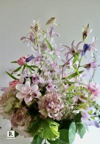 ご結婚15周年のお祝いのご依頼です - Bouquets_ryoko
