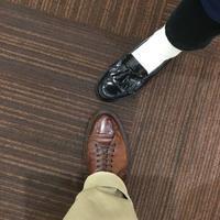 8月始まりました! - シューケアマイスター靴磨き工房 三越日本橋本店