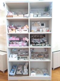 ハンドメイド作品の展示販売をスタート♪ - パルコホーム スタッフブログ
