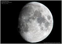 宵月と木星 - 野鳥の素顔 <野鳥と日々の出来事>