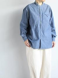 Ordinary fitsSTAND WORKER SHIRTS / IND - 『Bumpkins putting on airs』