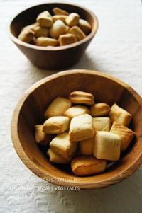 Chamomile milk biscuit - *Romantic caramel-香草菓子や粉と卵とおうちおやつ*