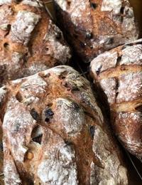 フルーツのカンパーニュ - slow life,bread life
