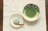 まん丸刺し子と、和菓子と、お抹茶と - キラキラのある日々