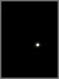 8/2 今日の夜空木星の衛星4個が並んでいる!2020/8/2 in Tokyo - むっちゃんの花鳥風月  ( 鳥・猫・花・空・山 )