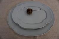 土井善男さんの白磁お醤油皿・どんぶり・木瓜皿・8寸皿 - うつわ楓店主たより