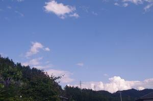 8月1日 梅雨が明ける -