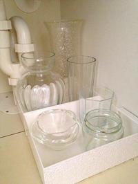 花瓶の収納のコツ - 昭和の家とお片付け