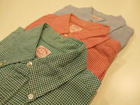 """""""BROOKS BROTHERS BD SHIRT CHECKERED OXFORD""""ってこんなこと。 - THE THREE ROBBERS ってこんなこと。"""