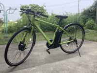 電動アシスト自転車 - 旅と数学  それとdiy