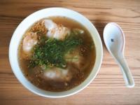 餃子と海老ワンタン - sobu 2