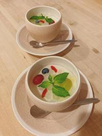 杏仁豆腐 - Cafe Myrtille