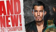 戸澤陽がWWE24/7王者に返り咲く - WWE Live Headlines