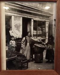 在りし日の - ローマの台所のまわり