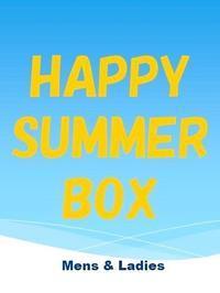 HAPPY SUMMER BOX - 【Tapir Diary】神戸のセレクトショップ『タピア』のブログです