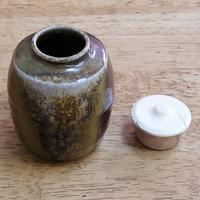 茶入の蓋 - よしのクラフトルーム