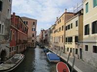 イタリア◇ヴェネチアの島々を訪ねる旅*本島編03 - fermata on line! イタリア留学&欧州旅行記とか、もろもろもろ