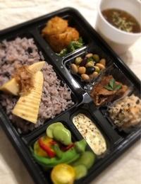 丹波篠山弁当、13日・15日のご予約分は、あと少し受付中です!冷たいお味噌汁におすすめの味噌も入荷しています♪ - miso汁香房(ロジの木)