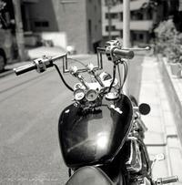 真夏のライダー - 心のカメラ   more tomorrow than today ...