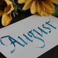 AUGUST - marchand de couleurs*